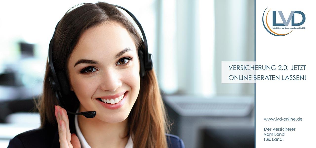 Versicherung 2.0 - Online-Beratung